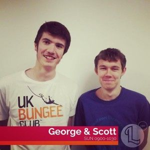 George and Scott Episode II: Massive Attack of the Clones (Feb 7)