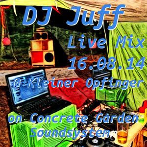 Live Mix vom 16.08.14 am Kleinen Opfingerweiher