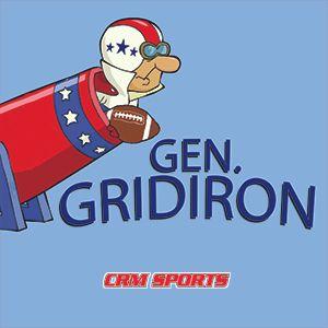General Gridiron #2016004