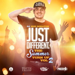 DJ Irie Scratch - Just Different vol.2 (The Summer Turn Up)
