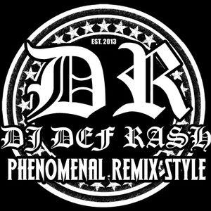 DJ DEF RASH - ALTERNATIVE 90's MEGAMIX