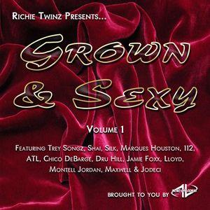 Richie Twinz Presents...Grown & Sexy Vol 1