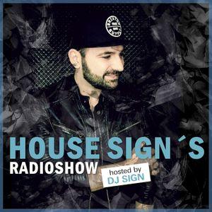 DJ Sign - House Sign`s #022 2016