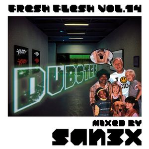 FRESH FLESH VOL.14 by SANEX