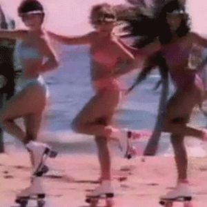 Rollergirls Delight (Rollin' to Disco House)