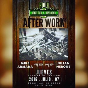2016.07.07-Ro.Ma-After Work@Boru Irish Pub-Trelew