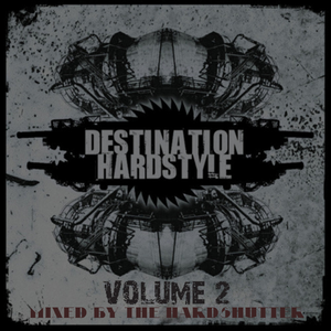 Destination Hardstyle mixed by The Hardshutter