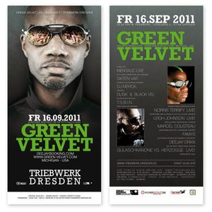 DJ Drixx @ Triebwerk | Dresden | 1609-2011