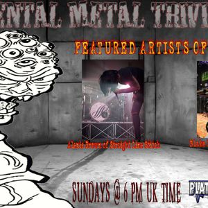 The Mental Metal Trivia Show 06/14/15: Straight Hipnostic