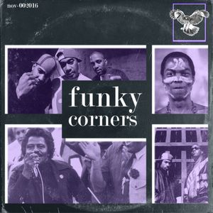 Funky Corners Show #305 12-29-2017