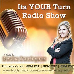 It's YOUR Turn Radio Show-Barnsley Brown