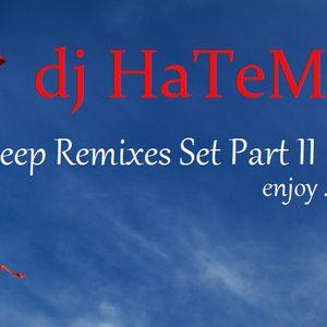 dj HaTeM - Deep Remixes Set Part2
