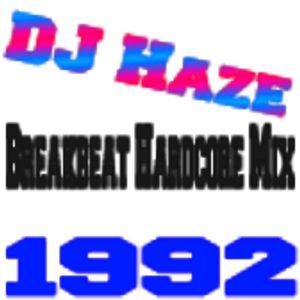 DJ Haze - Breakbeat hardcore Studio mix 1992 HQ