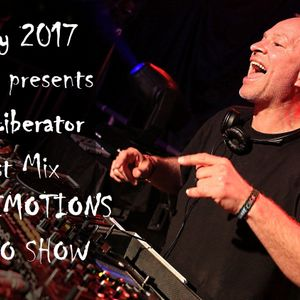 RAVE EMOTIONS RADIO SHOW (13RaVeR) - 05.07.2017. Chris Liberator Guest Mix @ RAVE EMOTIONS