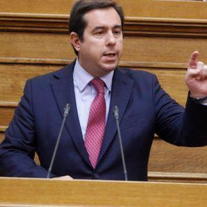 Μηταράκης στον Real FM: Ο προϋπολογισμός της κυβέρνησης είναι μία τρύπα στο νερό