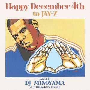 Happy December 4th To JAY-Z