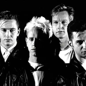 Me? I'm Just Chillin With Depeche Mode ( March ' 17 )