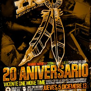 Vicente One More Time @ IN More Music, 20º Aniversario, Fabrik, Madrid (2013) 3ec2-96f9-4c99-b4bb-59dbb5e1e738
