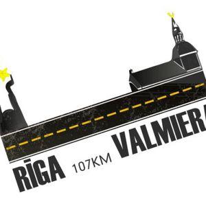 Skrējiensoļojums Rīga - Valmiera: starts jau pusnaktī