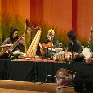 mevlevi raga sadre khan sitar and  druid culture resonance