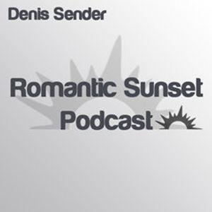 Denis Sender— Romantic Sunset Podcast 019 (019)