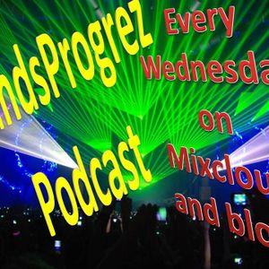 HandsProgrez Podcast 013 part 1 (Epic Trance)