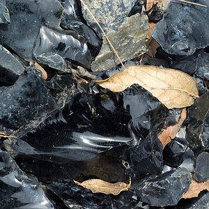 Minas de Obsidiana el nopalillo