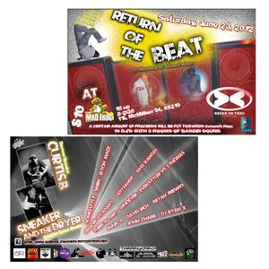 Return To The Beat - June 23rd, 2012