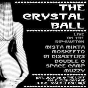 MistaMixta - The Crystal Ball (Live)