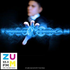 Twist Hokan - Pre-Party Warming on Radio ZUM (28.06.2014)