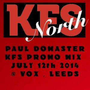 Paul Domaster - KFS North Promo Mix.mp3