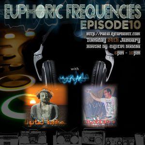 euPHoRiC FReQueNCieS ep10 MAINMIX - digit@l buddha