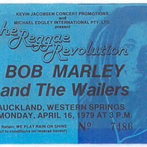 2012-04-12 Episode 46 - Re-Creating and Remembering Bob Marley's  1979 NZ Concert - Part 1