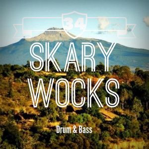 Day #34 - Drum & Bass - Mixed by Skary Wocks
