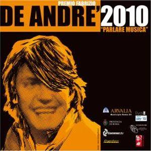 Intervista Andrea Rivera per premio De Andrè 2010