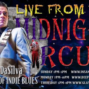 LIVE from the Midnight Circus Featuring Joel DaSilva!