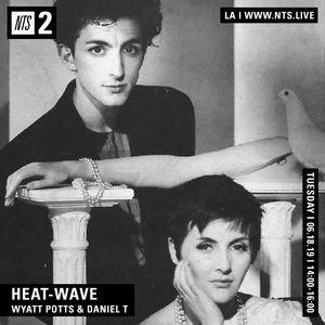 Heat-Wave - 18th June 2019