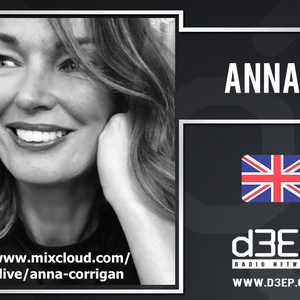 ANNA C's House of Dance  LIVE on the D3EP Radio Network and Mixcloud LIVE 24/6/21