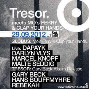 Rebekah - Live @ Tresor Berlin Germany - 29-09-2012