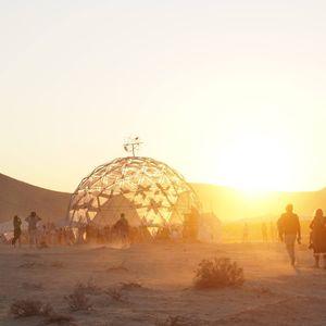 Costa - Sunrise @ Tech(no)drome - Midburn 2017