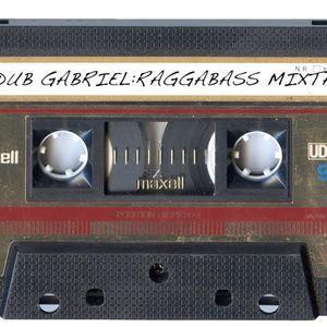 DUB GABRIEL - RAGGABASS MIXTAPE VOL. 1