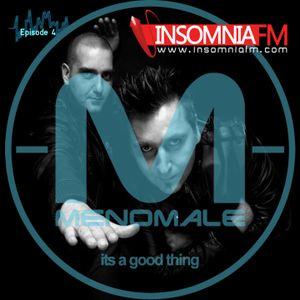 Menopolandia Ep.4 - Mario Conte & Fabio Spzz - 23.01.2014 on InsomniaFM