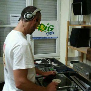 16/08/12 - DJ Vynil Refresh aka Oldsckool Rhytmatik - 100% vinyl
