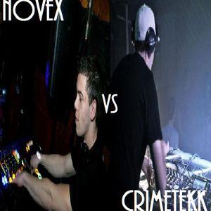 CrimeTekk vs NoVex - THREE YEARS EC LOFT 16.03.2012 (4 Decks + 2 Mixers)