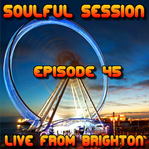 Soulful Session, Zero Radio 29.11.14 (Episode 45) LIVE From Brighton with DJ Chris Philps