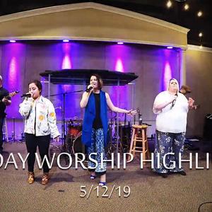MORNING WORSHIP HIGHLIGHTS - March 12, 2019