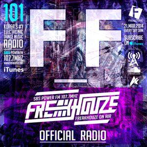 Freakhouze On Air 101 f.F_F