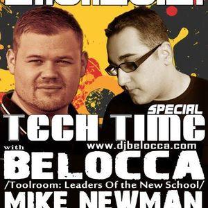 Mike Newman & Belocca - Live @ Bali Club Zenta Tech Time Special 2012.01.21.