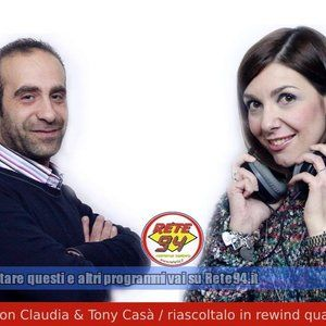 TOP ITALIA | 17/03/2018 | Claudia Lanzo & Tony Casa'