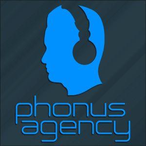 DEEP DIMENTIONS @ Phonus Agency Radio ( NL ) w/ Dj Sengal 010